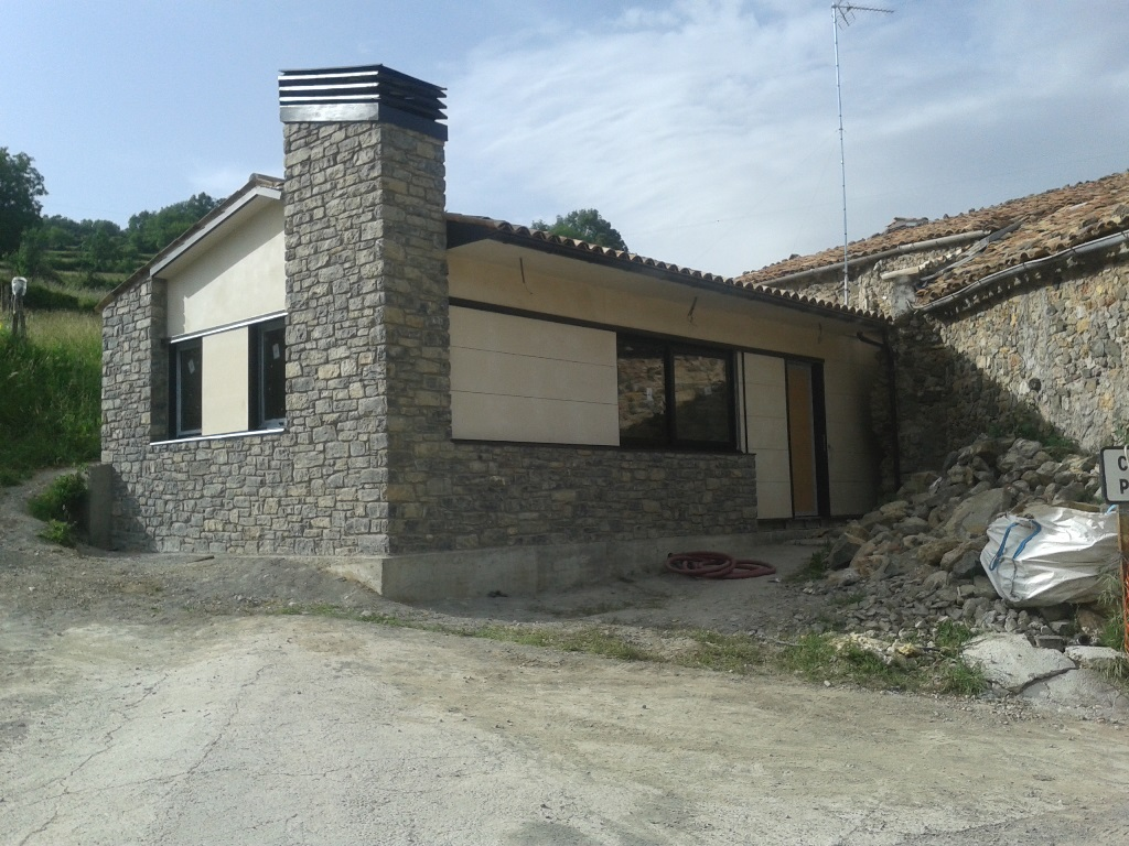 Habitatge Unifamiliar a Naens