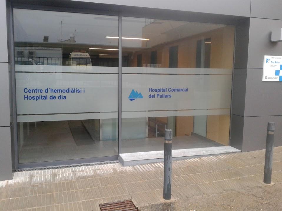 Obres Menors per la Implantació del Servei d'Hemodialisi i Hospital de Dia a L'Hospital Comarcal de Pallars