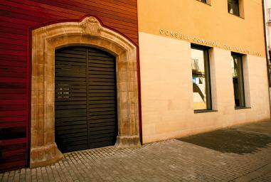 Construcció de Nou Seu del Consell Comarcal del Pallars Jussa i Arxiu Comarcal